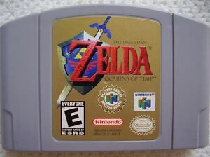 Looking for zelda ocarina of time