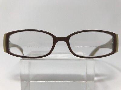 Vera Wang Eyeglasses V031 51-16-130 V031 Brown E370