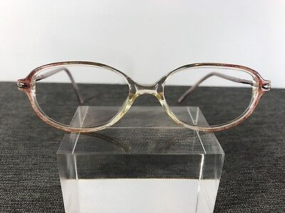 Advantage Eyewear Eyeglasses 50-16-130mm Diamond Rose Plastic Frame D158