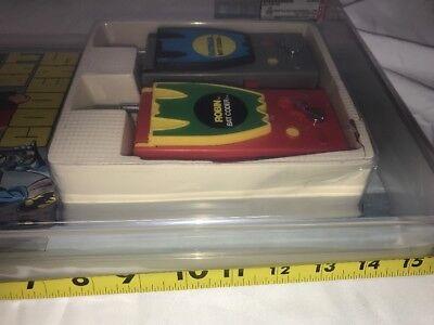 Mego 1977 Batman/Robin Bat Coders Unpunched Sealed RARE LOOK! DC COMICS AFA 50