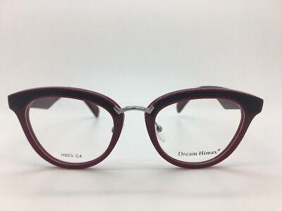 DREAM HIMAX H853 C4 (PRADA) EYE GLASSES FRAME 50-21-140 (Prada Glasses Frames Women)