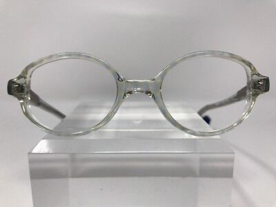 Oshkosh Eyeglasses OK 535 03 38-16-110 Clear/Green/Yellow Head Strap France F347