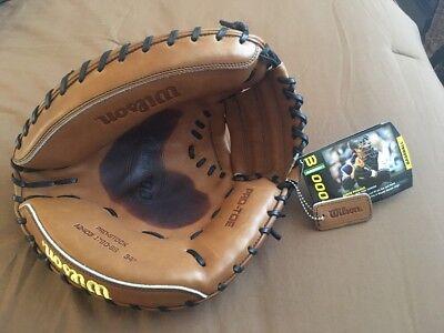 Wilson A2000 1790 Ss 34  Catchers Mitt