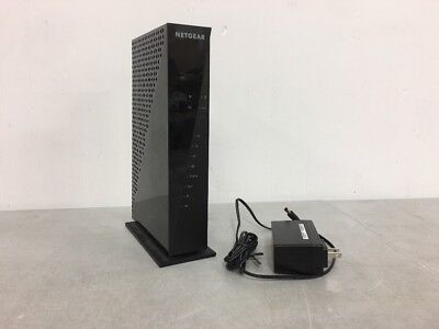 NETGEAR AC1750 Wi-Fi Cable Modem Router C6300 Used