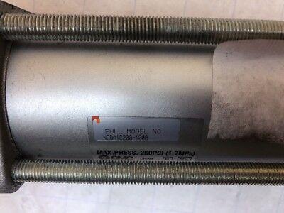Smc Air Cylinder Ncda1c200-1200 2 Bore 6 Stroke
