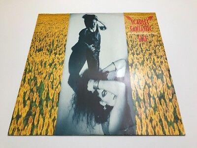 "Scarlet Fantastic - Stay - Vinyl 12"" Single - 1988 1st Press - EX"
