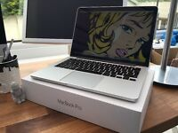 Amazing Boxed Apple Macbook Pro 12,1 i5 2.7Ghz 8GB 256GB 13 Retina Next Out 2015 + 21 Month Warranty
