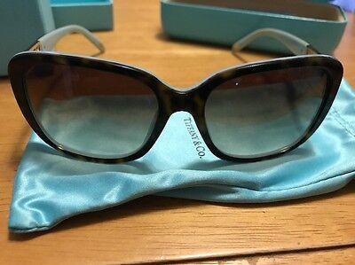Tiffany & Co. Sunglasses TF4092 Gradient Brand New Polarized 100% UV protection