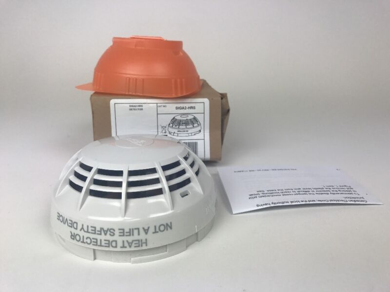 NOS Edwards Systems Technology EST SIGA2-HRS Heat Detector 793016040114
