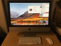 "Apple iMac 21.5"" 2.5Ghz i5, 8gb Ram, 500gb Hard Drive, Radeon 6750"