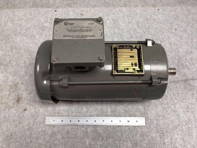 Baldor 2 HP Hazardous Location VM7037T Motor ~ 230/460 Volt, 3 PH, 1725 RPM