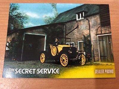 2018 The Secret Service Dealer Promo Card MBP1 - Unstoppable Cards