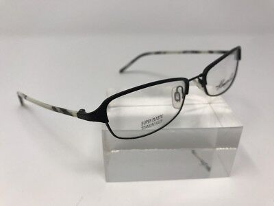 Kenneth Cole Eyeglasses 537 BR 51-17-140 GREAT MEMORY TITANIUM ALLOY DEMO Z26