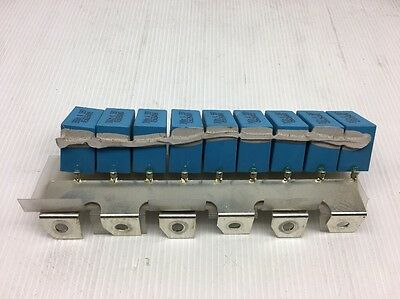 Allen Bradley Snubber Capacitors Assembly Cat 20-pp10019