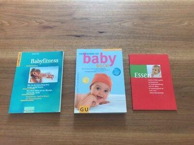 Buch GU Ratgeber Das grosse GU Baby Buch, Babyfitness Und Essen (Fitness Und Baby)