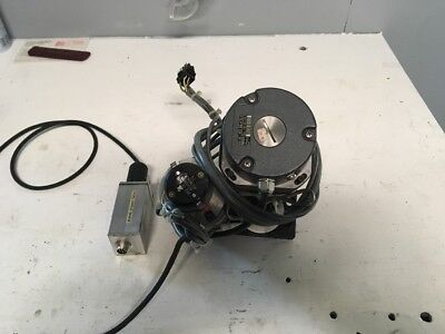 Charmilles Edm C Axis Encoader And Motor 250-18000 Pp