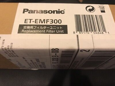 Panasonic ET-EMF300 Replacement Projector Filter Hr NIB. Brand New!!