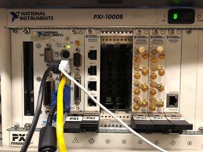 National Instruments Ni Pxi-2558 2.5ghz 75 Ohm Quad Spdt Relays W4 Terminations