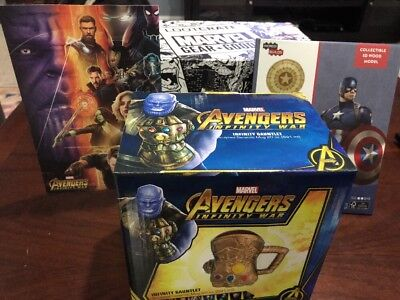 Loot Crate Marvel Gear + Goods May 2018 Assemble!