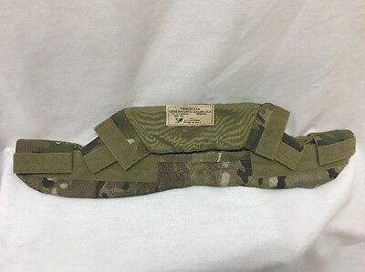 Eagle Industries CIRAS Ballistic Collar (NO ARMOR) Multicam SOF SEALs , used for sale  Woodbridge