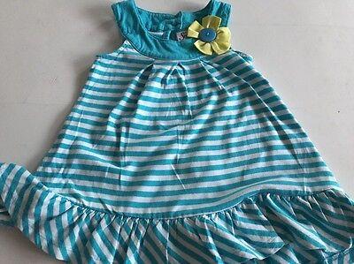 Sommerkleid für Mädchen In Größe 68 ( 6 Monate) zu verkauften ()