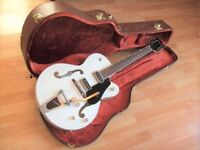 GRETSCH 5124 and Vintage Hard Shaped Case