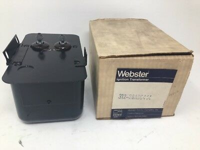 Webster 312-28ab0444 Ignition Transformer France Lkxv Allanson 421-550
