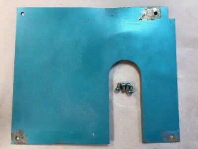 Powermatic 141 14 Bandsaw Lower Wheel Shaft Access Panel Band Saw Parts