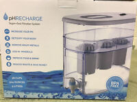 Ph Recharge Super-fast Water Filtration System