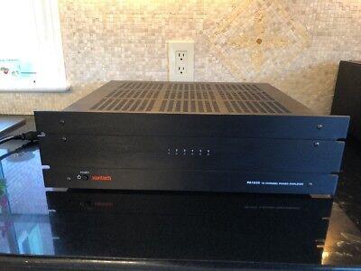 Xantech PA1235 12 Channel 35 Watt IR Amplifier Bridgeable to 6 Channel @ 80Watts for sale  Little Neck