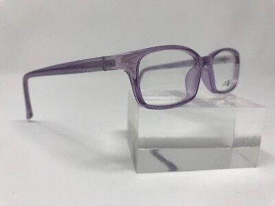 GEORGE TOWN Eye Q Eyeglass Frames GTN 769 Purple 51/16/140 Flex Hinge 4147