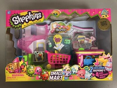 Shopkins Small Mart With Rare Margarine and Moisturiser