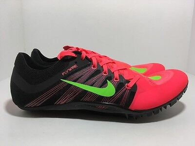 low priced 2c25d 0e736 Nike Zoom Ja Fly 2 Track Spikes Hyper Punch 705373-603 Men s Size 13
