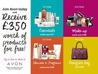 Join Avon for Christmas, earn good commission and buy your own Christmas gifts.