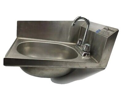 Eagle By Metal Master Hd Commercial Stainless Steel Hand Sink Prison 16 Gauge