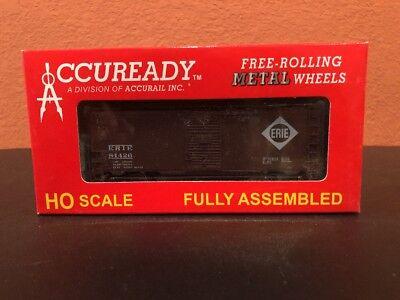 RTR Accuready Accurail HO #93526 L/&N 40/' Single Door AAR Boxcar