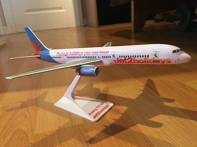 Jet2 Com Jet2 Holidays Model Aircraft Boeing 757 Plane New