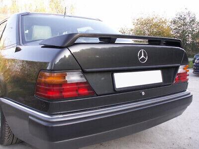 Heckspoiler für Mercedes W124 E-Klasse 1984-96 Spoiler GRUNDIERT - Tuning-Palace