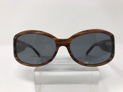 Nine West Sunglasses Timeless/S JKB Y6 57-16-130 Clear Brown Marble G380