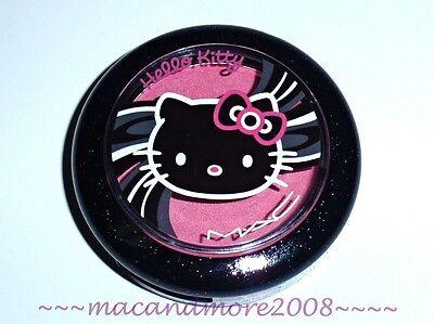Mac Beauty Powder Blush (New MAC Beauty Powder Blush ~ TIPPY ~ Hello Kitty LE ~Blue Pink ~ RARE)