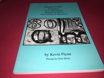 Morgan Dollar Overdates Over Mint Marks Misplaced Dates Etc Kevin Flynn 1998 VN