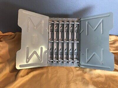 Master Products Mps-3 Binder Manual Holder Rack Set Complete