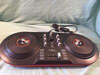 ION Discover DJ Black Computer DJ System USB