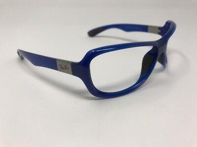 0a1533757e3fa Ray Ban Sunglasses RB4198 6005 64mm TRANSLUCENT BLUE V838