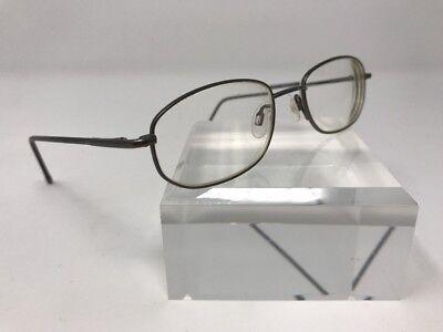 Lawrence Eyewear Eyeglasses T66 47-17-135 Italy Gunmetal W938