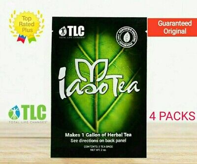 💥💥1 MONTH SUPPLY 4 PACKS IASO TEA $9.22/PACK - LOSE 5 POUNDS IN 5 DAYS! - TLC for sale  Houston