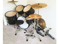 Pearl Forum Series Drum Kit For Sale! PERFECT FIRST KIT!