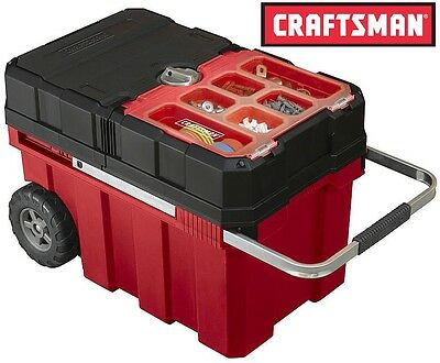 Craftsman Tool Chest w/ Wheels 18 Gallon Rolling Mechanic Technician Tools Box