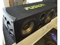 Fusion twin sub