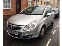 2007 Vauxhall Corsa 1.2 Life - Long Mot - Drives Perfect - Bargain New Shape Clio Punto Astra Golf